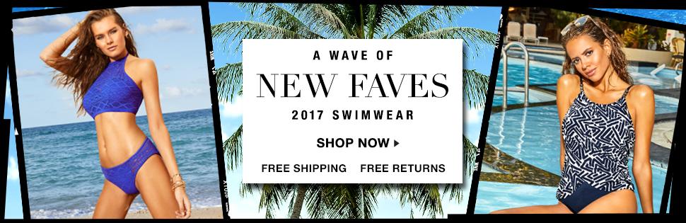 Swimwear New Arrivals