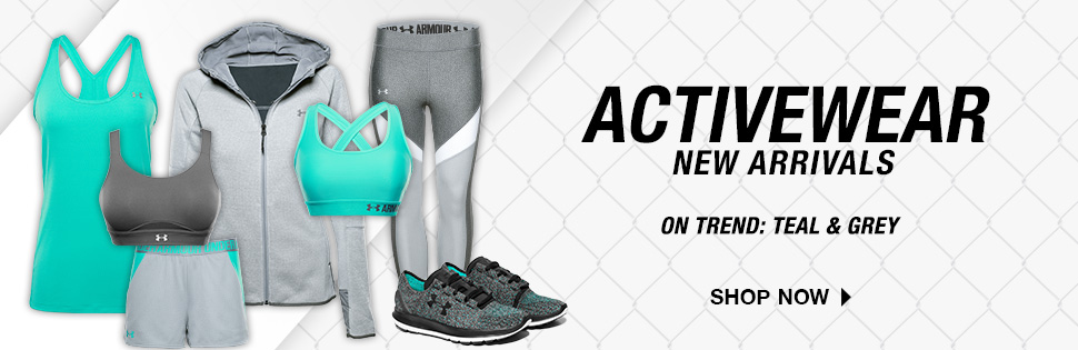Women's Activewear New Arrivals