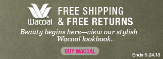 Buy Wacoal!