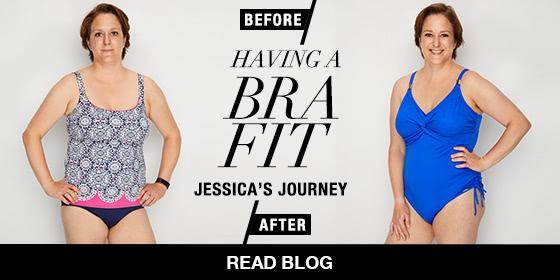 Jessica's Bra Fit Journey