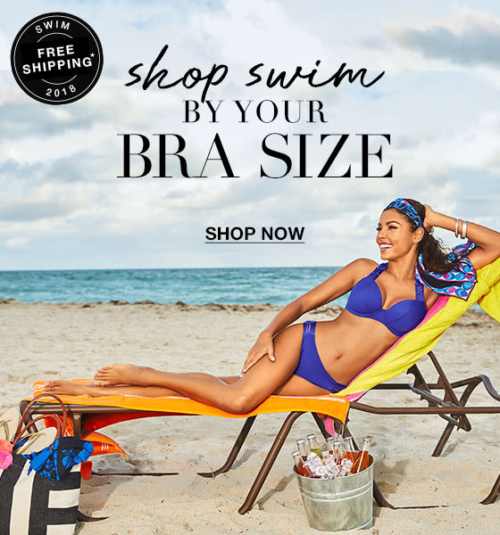 Shop Swim by Your Size