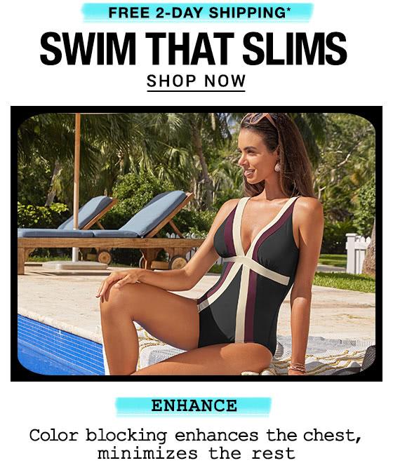 Slimming Swimwear