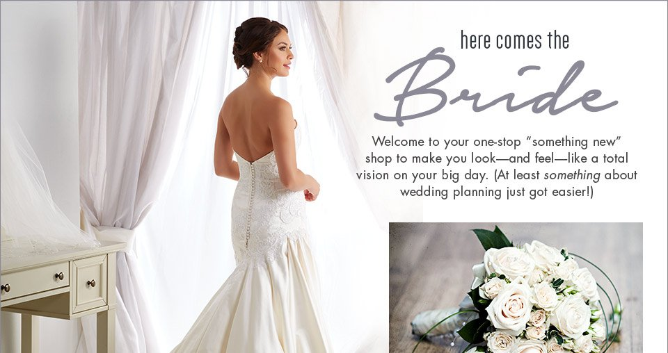 Shop bridal lingerie from Bare Necessities
