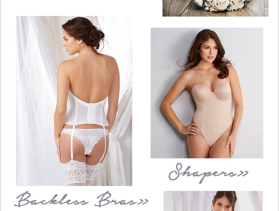 f56e56ec9 Shop bridal lingerie from Bare Necessities Shop bridal lingerie from Bare  Necessities ...
