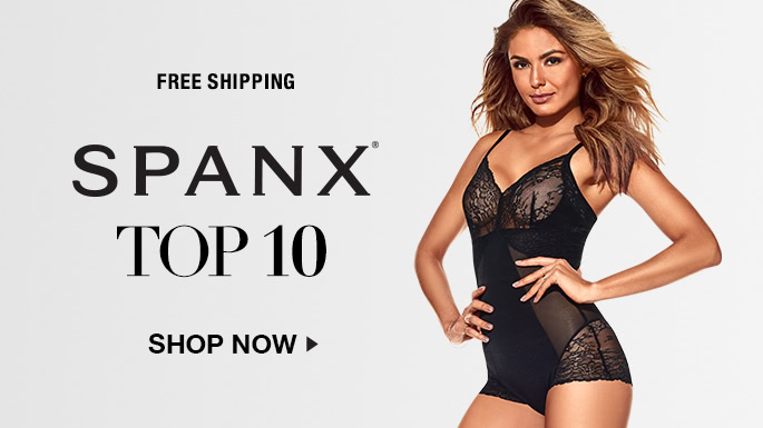 Shop Spanx Top ten Styles