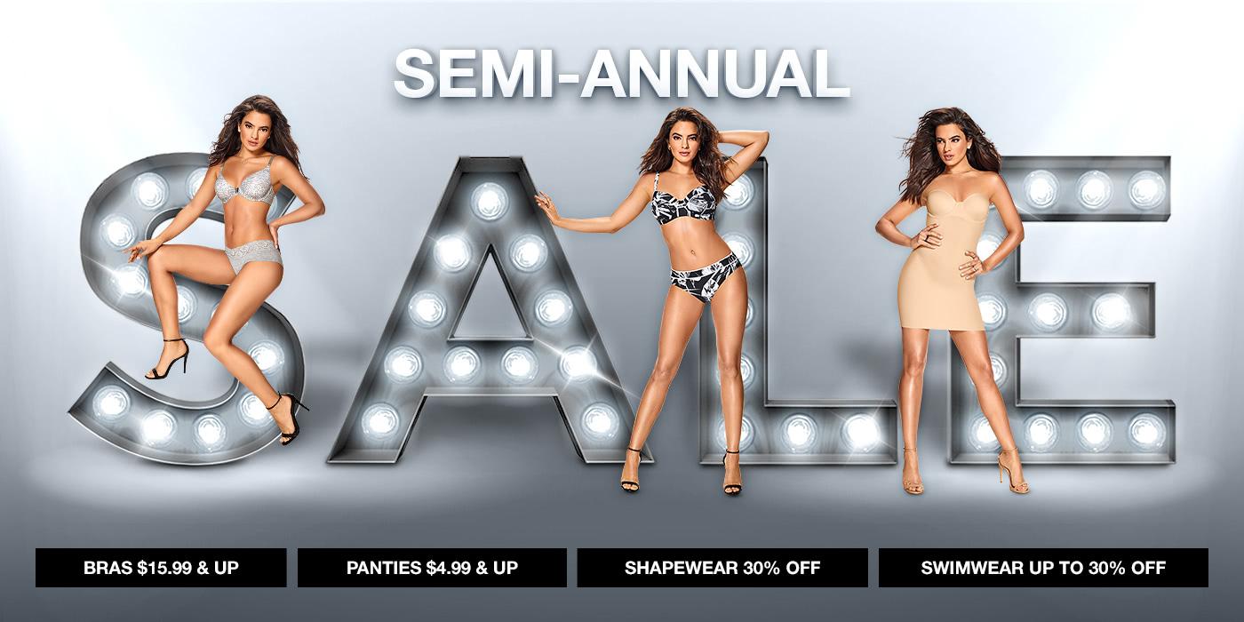 Semi-Annual Sale!