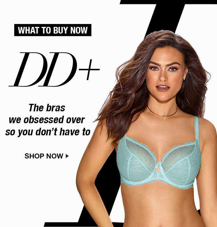 Shop DD+ Must Have Bras