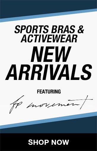 Shop Activewear New Arrivals