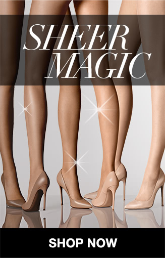 Shop Sheer Hosiery