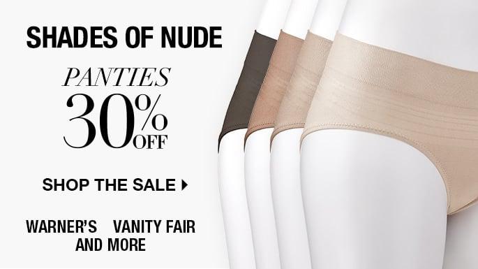 Panties 30% Off