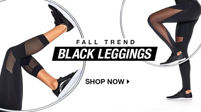 Shop Black Leggings