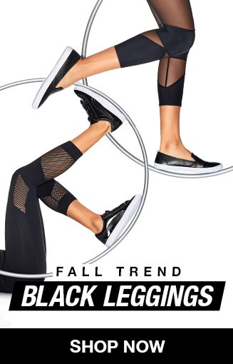 Shop Black Leggings