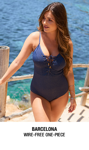 Shop Barcelona One-Piece Swimwear