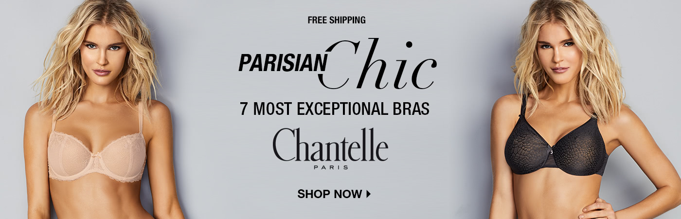 Chantelle c magnifique minimizer t shirt bra 1897 at for Chantelle rive gauche t shirt bra