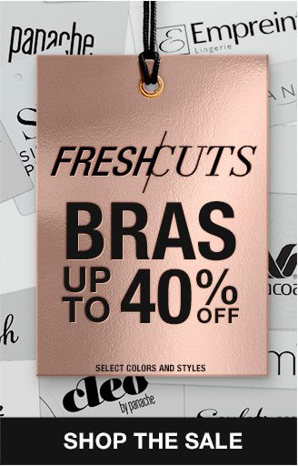 Shop Bra Sale