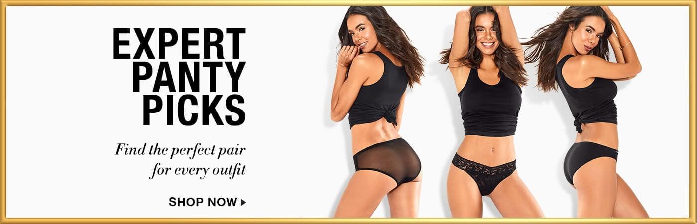 Shop Expert Panty Picks