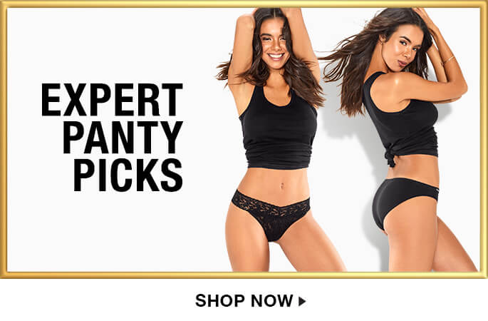 Shop Expert Panty Picks