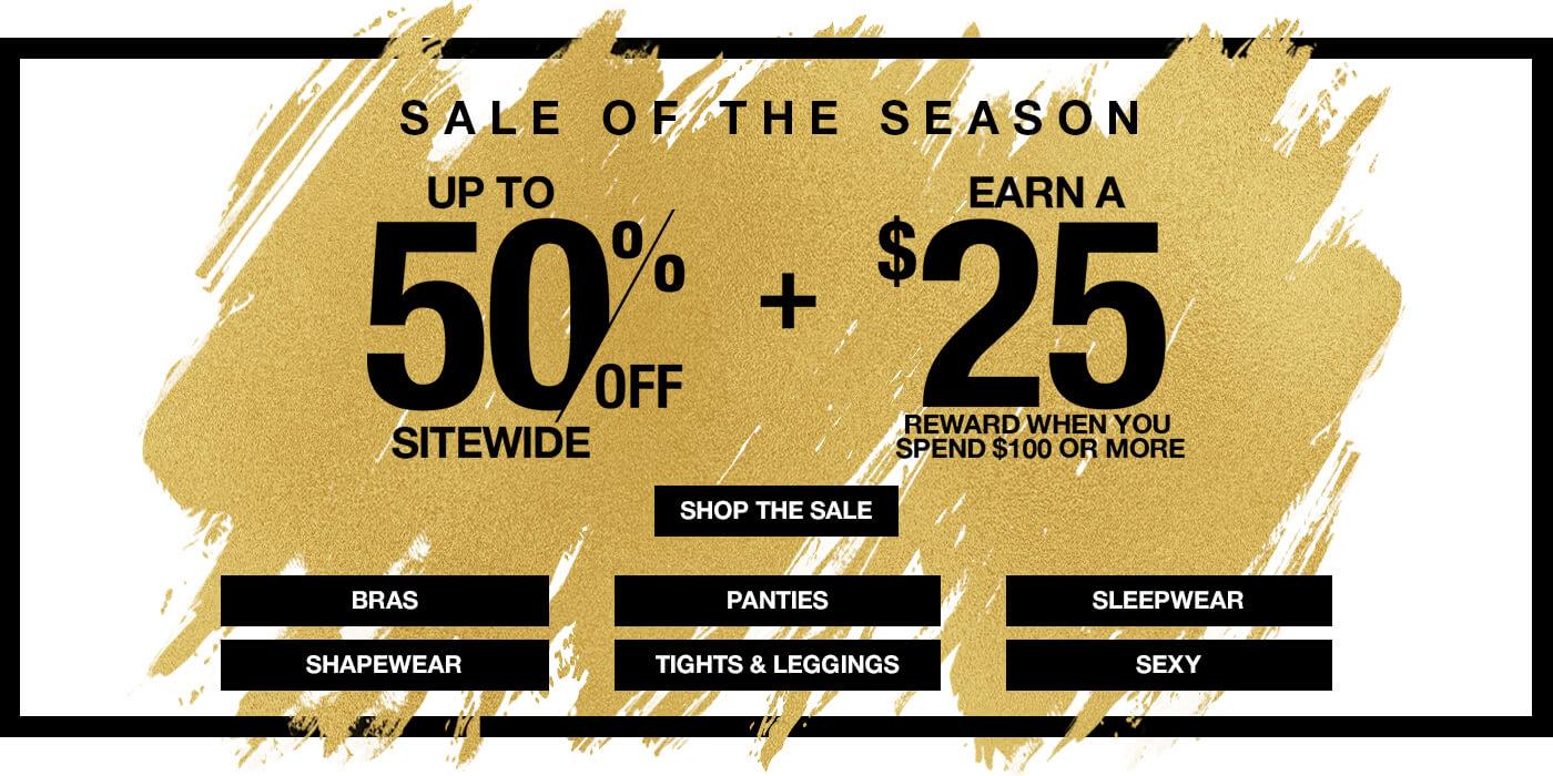 Shop Sitewide Sales!