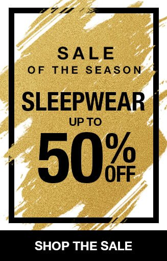 Shop Sleepwear Sale