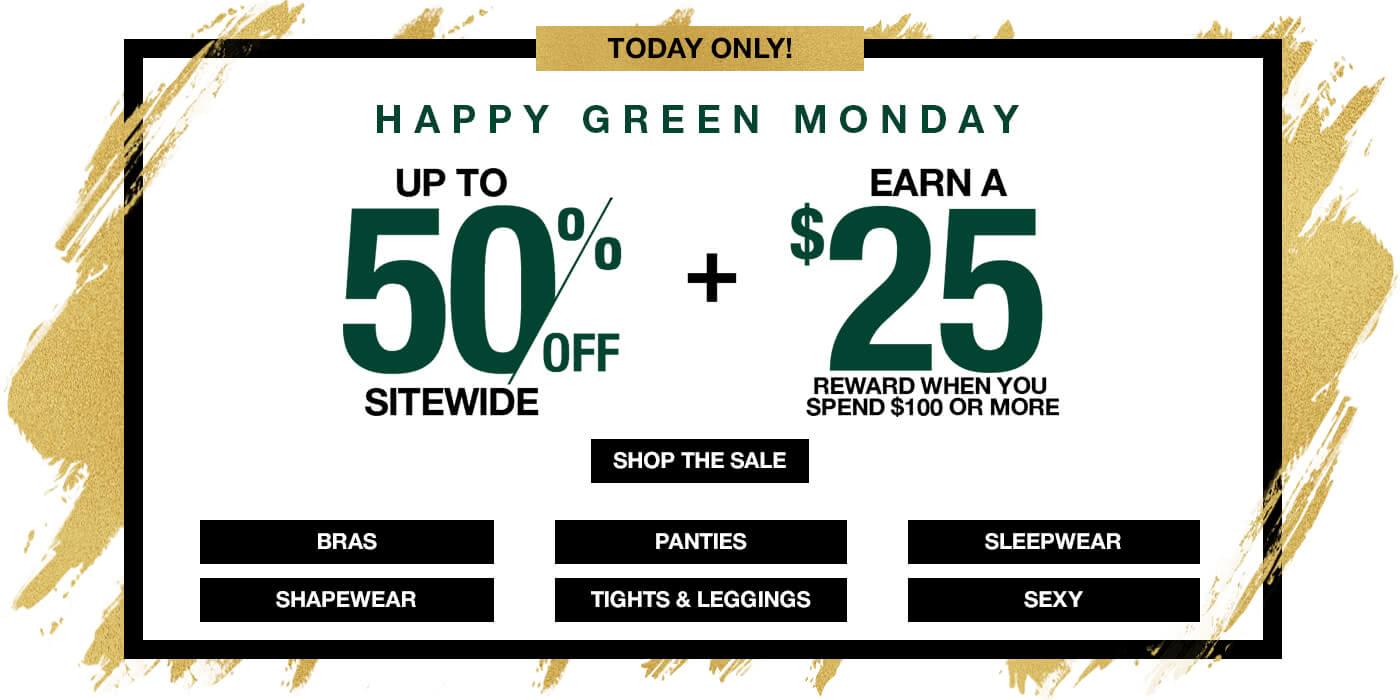 Shop Green Monday Sales!
