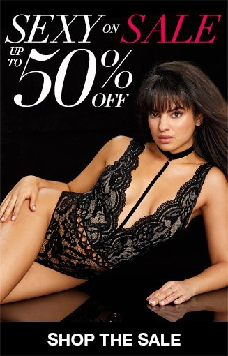 Sexy Lingerie Sale