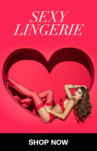 Sexy Valentine's Day Lingerie