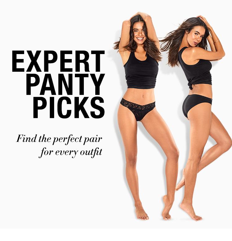 Expert Panty Picks