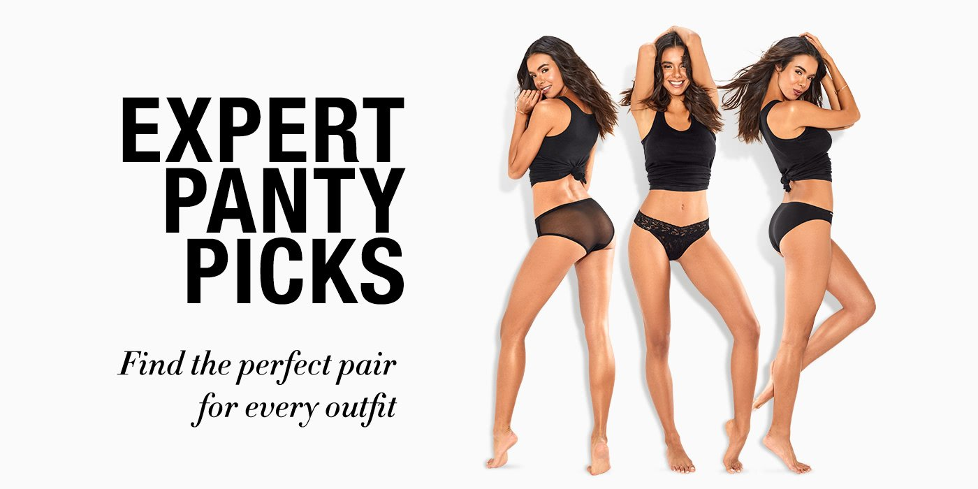 Expert Panty Picks  3fb568c49