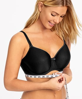 80fe2b889c9 How to Measure Bra Size  Measure Your Band Size