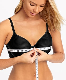 Measure Your Bust Size