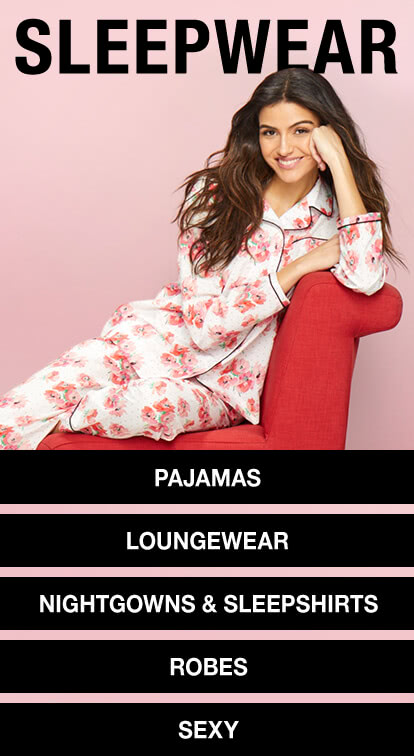 Shop top sleepwear styles from Bare Necessities