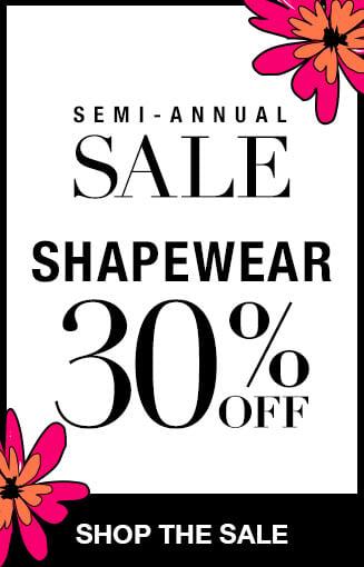 Shop Shapewear 30% Off