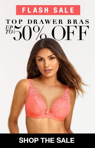 Shop Bras Up To 50% Off