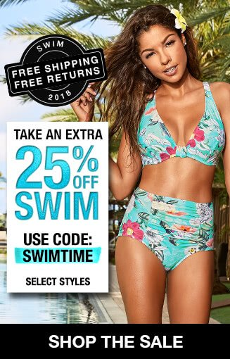 Shop Swim 25% Off