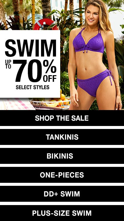 Shop Swimwear on Sale
