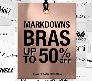7a0f6beab0ab2 BARE NECESSITIES SALES   PROMOTIONS. Bra Markdowns