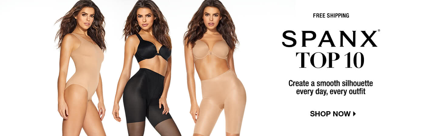 Shop Spanx Top 10
