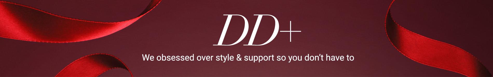 Shop All DD+ Bras
