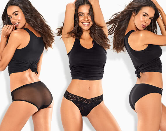 Shop panty styles from Bare Necessities