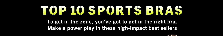 Shop All Sports Bras