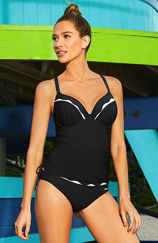 Maxime Tankini Swim Top