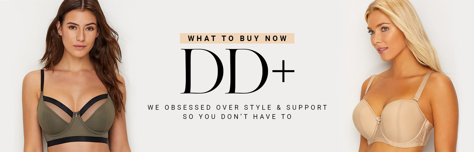 Shop All DD+ Must Have Bras