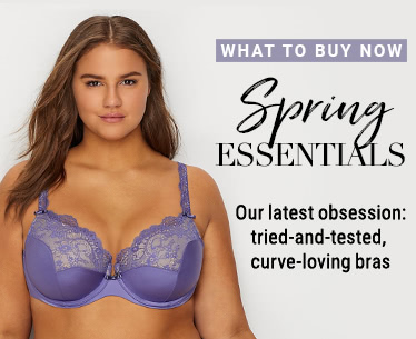 Shop All Plus Must Have Bras
