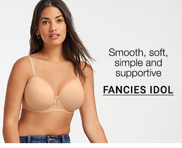 FANCIES T SHIRT BRA