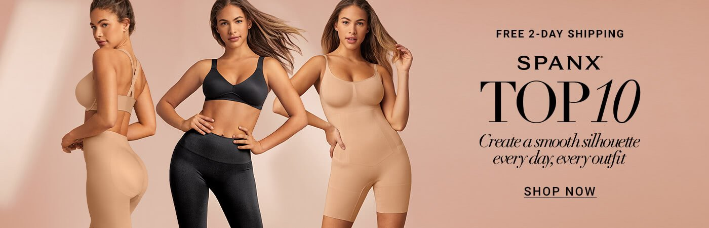 Shapewear: Women's Body Shapers & Body Slimmers | Bare Necessities