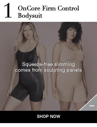 Shop Spanx OnCore Bodysuits Information