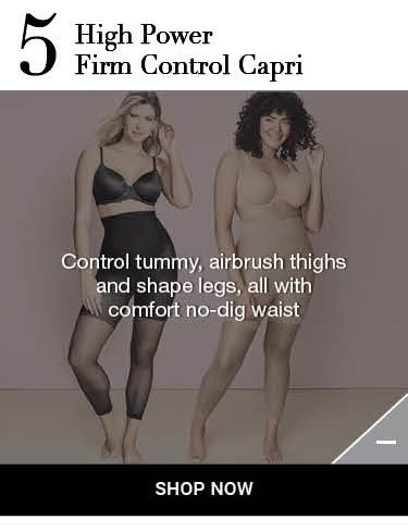 Shop Spanx Higher Poewr Capris Information