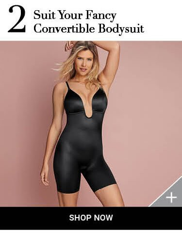 Shop Spanx Suit Your Fancy Bodysuit