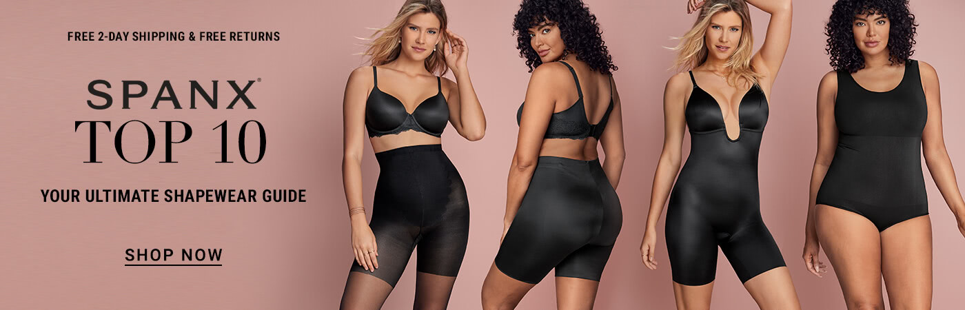 Shop Top Shapewear styles from Bare Necessities