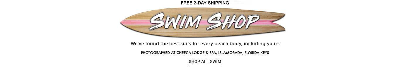 Swim Look Book